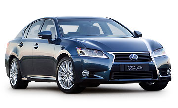 2012 Lexus GS GS450h sedan Car Review