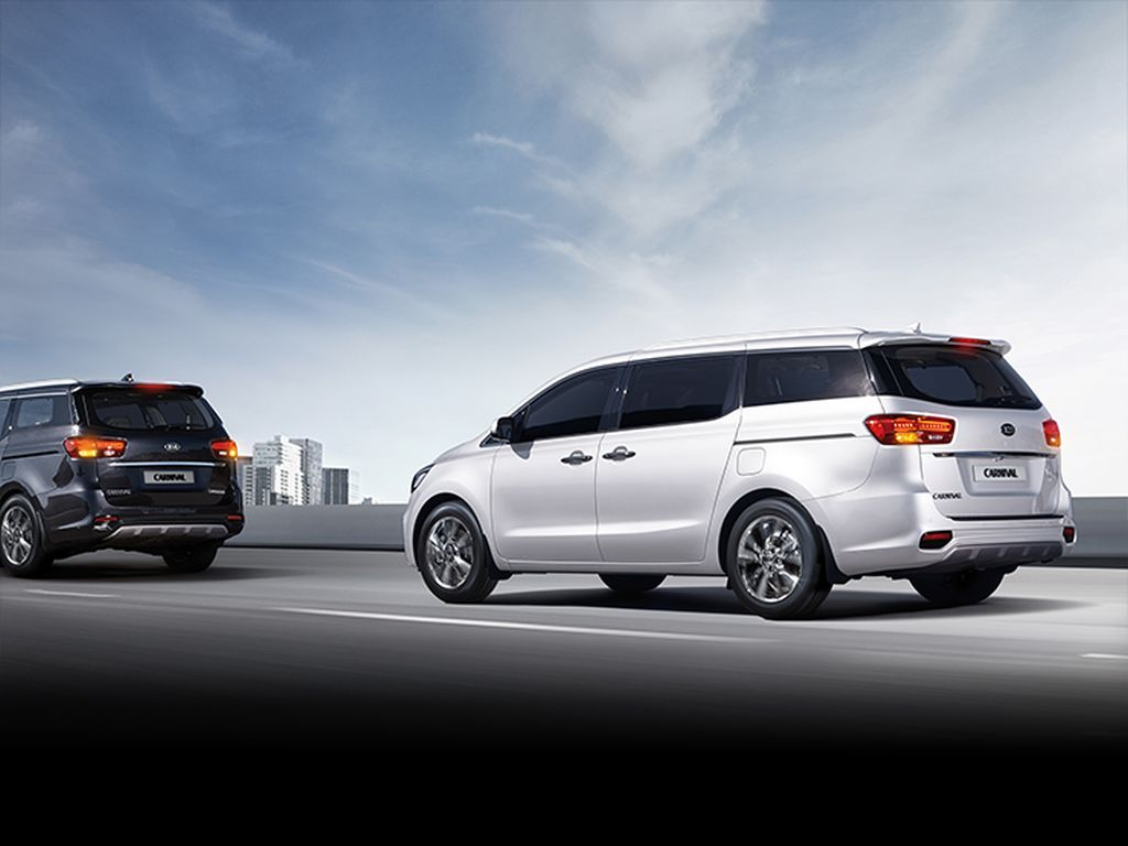 Kia Carnival Korea All About Kia