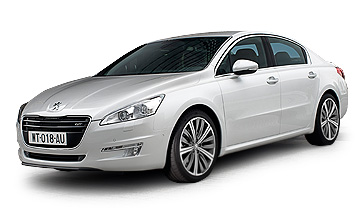2011 Peugeot 508 GT sedan Car Review