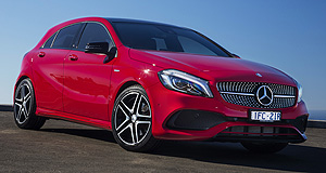 Mercedes-Benz A-Class Smooth operator: Mercedes' facelifted A-Class gets adjustable dampers to counter criticism of a too-hard suspension.