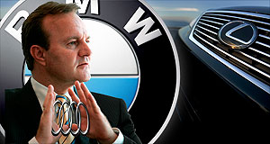 BMW  Outspoken: BMW Group Australia managing director Guenther Seemann dismisses ideas of an Audi challenge.