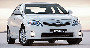 Market Insight Market Insight 2011 Number crunch: Toyota produced 4370 Camry hybrids in Australia to September 1 this year and is not expected to surpass last year's 7184 total.