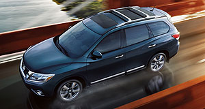 Nissan Pathfinder Stateside: The next Nissan Pathfinder - a reversion to the more car-like configuration of older generations - will be sourced from the US for the Australian market.