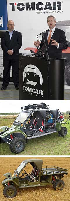 Tomcar center image