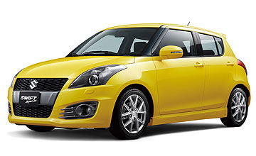 2012 Suzuki Swift Sport CVT 5-dr hatch Car Review