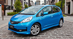 Honda  Hot Jazz: Honda is planning new models spun off its next Jazz light car platform around the world.