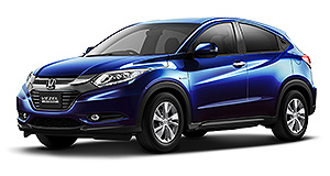 Honda 2014 Vezel Name game: When it arrives in Australia next year, Honda's compact crossover is unlikely to carry the Vezel nameplate.