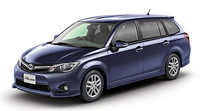 Toyota 2012 Corolla Not for Oz: The Japanese-market Corolla Axio sedan is not destined for Australia but its styling could provide a preview of the car that eventually emerges in local showrooms.