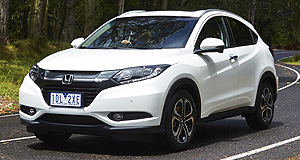General News  Drawcard: Honda's all-new HR-V has been a huge hit sales-wise and brought a surge of new owners back into the Japanese brand's service departments, which are receiving the thumbs up from customers.