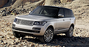 Land Rover 2013 Range Rover More for more: The new Range Rover uses hi-tech aluminium construction and even more interior luxury, but will cost $8900 more than the outgoing model at entry level.