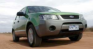 VFACTS Sales 2004 MaySales Territory: First month in the charts and Ford's new Territory was second in medium SUV.