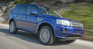 Land Rover 2011 Freelander Evocative: There might be a lot of buzz around the all-new Evoque, but Land Rover has seen fit to apply some TLC to Freelander 2 for 11MY.