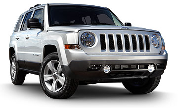 2011 Jeep Patriot 5-dr wagon Car Review