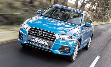 2015 audi q3 range goauto our opinion. Black Bedroom Furniture Sets. Home Design Ideas