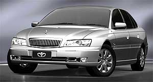 Daewoo  Premium player: GM Daewoo will introduce a premium vehicle in South Korea from early next year. It is based on the Holden Statesman and Caprice and built at Holden's Elizabeth facility in South Australia.