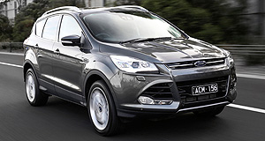 Ford  Outsold: Ford sold a number of models in Japan, including the Kuga SUV, but it could not make the numbers stack up and has elected to withdraw from the competitive market.