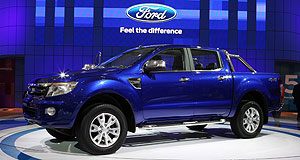 Ford Ranger Lone Ranger: Ford's new Ranger pick-up will help to raise the bar on 'family' utes.