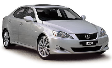 2005 Lexus IS IS250 Sports Luxury sedan Car Review