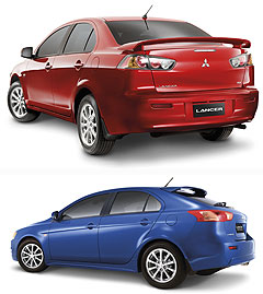 MitsubishiLancer center image