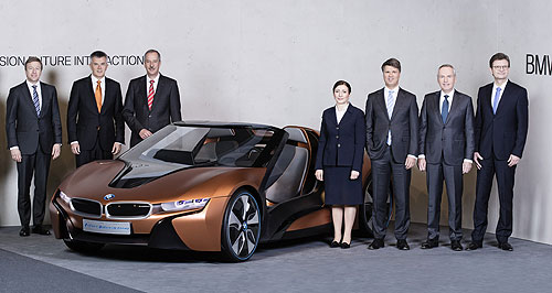 BMW  What Next: Celebrating its 100th year, BMW has laid it on the line as it charts its future with electrified vehicles, autonomous driving technologies and digital advances.