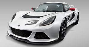 Lotus 2013 Exige SLotus be friends: The British sportscar specialist claims the new Exige S is one of the quickest road cars it has made, thanks to a supercharged 3.5-litre V6 engine borrowed from its Evora S big brother.