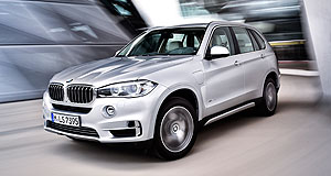 BMW 3 Series 330eHigh 5: The BMW X5 xDrive40e has the same price as the xDrive40d with which it shares its standard specification list.