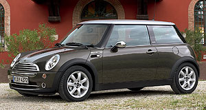 Mini Cooper Park LaneCheeky: Mini Park Lane is priced from $34,500.