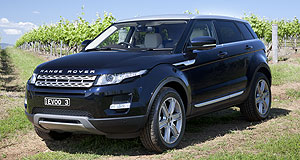 Land Rover  Family values: Land Rover believes its brand is strong enough to push product boundaries further than it did with the hot-selling Evoque.