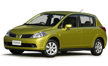 2006 Nissan Tiida ST-L 5-dr hatch Car Review