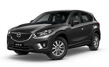 2012 Mazda CX-5 Diesel range Car Review