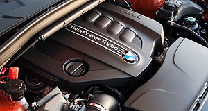 BMW 2012 X1 Turbo twins: New turbocharged petrol engines and a bigger turbo-diesel are on the cards for the X1 from October.