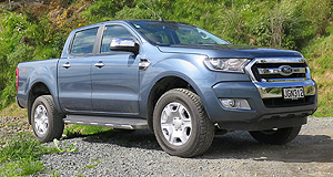 NZ sales  Top pick: Ford's Ranger pick-up was the top-selling model in New Zealand in 2015 with 6818 sales.