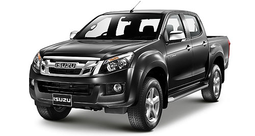 Isuzu 2012 D-Max UteNew ute: The next-generation Isuzu D-Max will arrive on our shores from the second quarter of 2012.