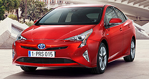 Outlook 2016 models PassengerHybrid hero: Toyota's fourth-generation Prius arrives in the first quarter, but Hyundai's new Ioniq could take a bit out of its sales when it lands in the third quarter.