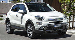 Fiat 500X X-static: While sales have been slow for the Fiat 500X, the Italian brand expects an upturn following a strong marketing campaign and positive customer feedback.