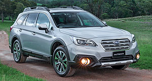Market Insight Market Insight 2016 Hero car: Following its launch in early 2015, Outback sales grew more than threefold, contributing to healthy overall growth for Subaru.