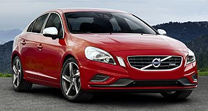 Volvo S60 R-DesignR-rated: Volvo's two-month-old S60 sedan range has now been topped by sportier R-Design models.