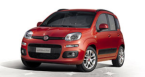 Fiat  Australian Panda: The new-look Fiat Panda light-car is believed to be one of the European models in with a chance of coming here – if the price is right.