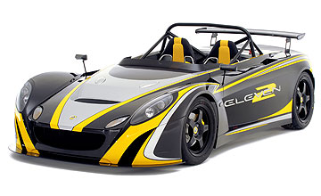 2008 Lotus 2-Eleven roadster Car Review