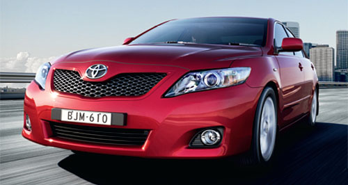 Toyota pulls out the whip on 2010 sales  GoAuto