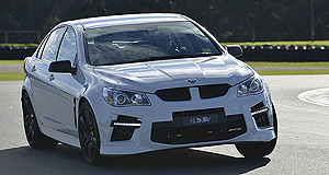 HSV GTS Big bang theory: HSV's pursuit of even more performance is becoming a costly exercise.
