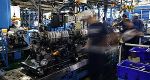 Ford  Production cuts: A backlog of stock has seen Ford reduce shifts at its Victorian factories.