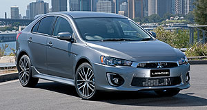 Mitsubishi Lancer Uncertain future: The Lancer will be discontinued in the North American market late next year, and while it will soldier on in Australia for the time being, its long-term future is still unclear.