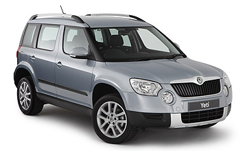 2011 Skoda Yeti 5-dr wagon range Car Review
