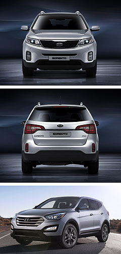 Kia2012 Sorento center image