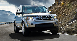 Land Rover 2009 Discovery Big is better: Land Rover's Discovery has been given a fresh face and heart transplant.