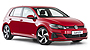 thumbnail of Volkswagen Golf GTI and R range