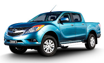 2011 Mazda BT-50 utility range Car Review