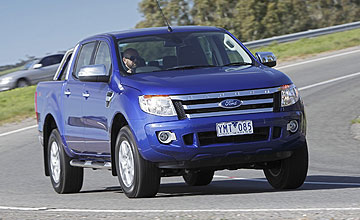 2011 Ford Ranger XLT dual-cab ute | GoAuto - something