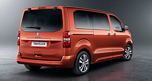 Peugeot  French tourist: The Peugeot Traveller could end up in Australia dealerships in the coming years.